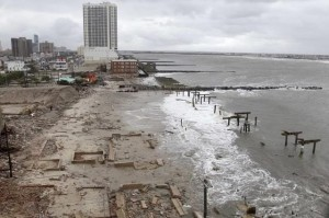 Losses from Superstorm Sandy