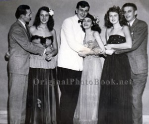 Group Prom pic from 1942