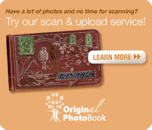 Let us scan your photos and slides