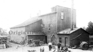 Hortonville Brewing Co - Circa 1905